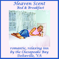 Be pampered at Heaven Scent Bed and Breakfast